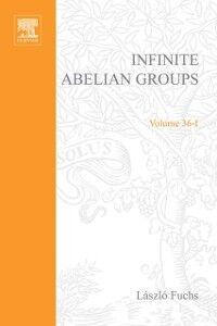 Ebook in inglese Infinite Abelian Groups, Volume 1