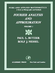 Ebook in inglese Fourier analysis and approximation -, -