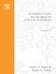 Ebook in inglese Introduction to Lie groups and Lie algebras