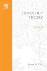Ebook in inglese Homology theory