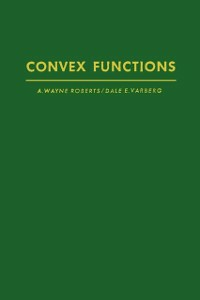Ebook in inglese Convex functions -, -