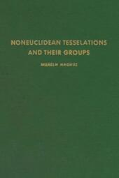 Noneuclidean tesselations and their groups