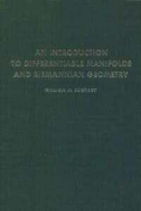 Foto Cover di introduction to differentiable manifolds and Riemannian geometry, Ebook inglese di  edito da Elsevier Science