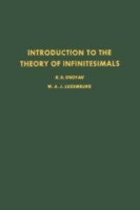 Ebook in inglese Introduction to the Theory of infiniteseimals -, -