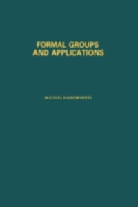 Ebook in inglese Formal groups and applications -, -