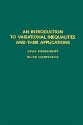 introduction to variational inequalities and their applications