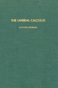 Ebook in inglese umbral calculus