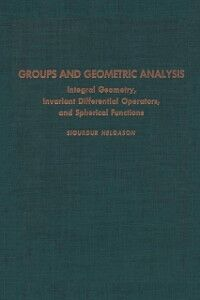 Ebook in inglese Groups & Geometric Analysis -, -