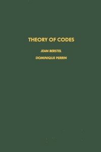 Ebook in inglese Theory of codes -, -