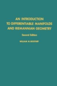 Foto Cover di introduction to differentiable manifolds and Riemannian geometry (2nd Ed), Ebook inglese di  edito da Elsevier Science