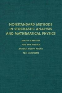 Foto Cover di Nonstandard methods in stochastic analysis and mathematical physics, Ebook inglese di  edito da Elsevier Science