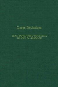 Ebook in inglese Large deviations -, -