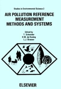 Foto Cover di Air pollution reference measurement methods and systems, Ebook inglese di  edito da Elsevier Science