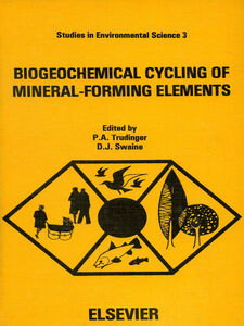 Ebook in inglese Biogeochemical Cycling of Mineral-Forming Elements