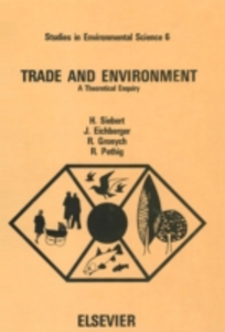 Ebook in inglese Trade and environment -, -