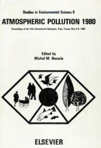 Ebook in inglese Atmospheric pollution 1980 -, -
