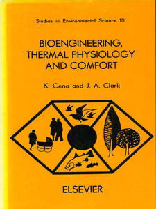 Ebook in inglese Bioengineering, Thermal Physiology and Comfort