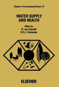 Ebook in inglese Water supply and health -, -