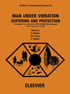 Ebook in inglese Man under vibration, suffering and protection
