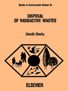 Ebook in inglese Disposal of radioactive wastes -, -