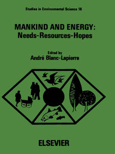 Ebook in inglese Mankind and Energy -, -