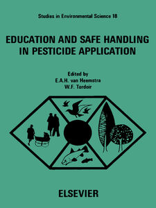 Ebook in inglese Education and Safe Handling in Pesticide Application -, -