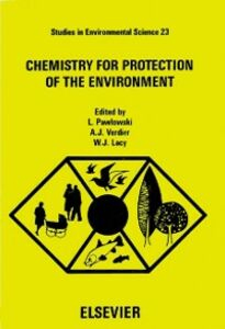 Ebook in inglese Chemistry for Protection of the Environment