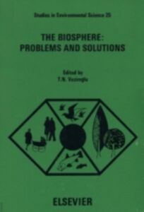 Foto Cover di biosphere, problems and solutions, Ebook inglese di  edito da Elsevier Science