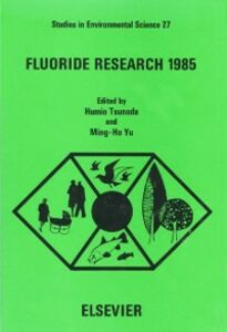 Ebook in inglese Fluoride Research 1985 -, -