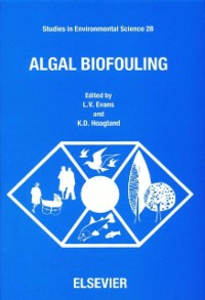 Ebook in inglese Algal Biofouling -, -