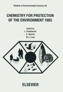 Ebook in inglese Chemistry for Protection of the Environment 1985 -, -