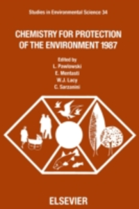 Ebook in inglese Chemistry for Protection of the Environment 1987 -, -