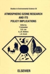 Ebook in inglese Atmospheric Ozone Research and its Policy Implications