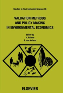 Ebook in inglese Valuation Methods and Policy Making in Environmental Economics -, -