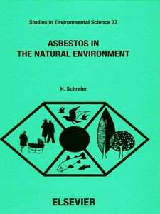 Ebook in inglese Asbestos in the Natural Environment Schreier, H.