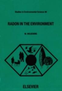 Ebook in inglese Radon in the Environment Wilkening, M.