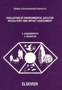 Ebook in inglese Evaluation of Environmental Data for Regulatory and Impact Assessment Baddaloo, E. , Ramamoorthy, S.