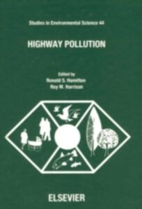 Ebook in inglese Highway Pollution