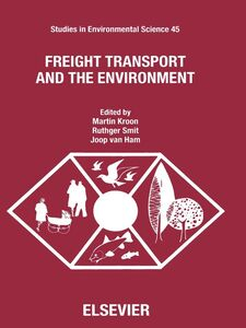 Ebook in inglese Freight Transport and the Environment -, -