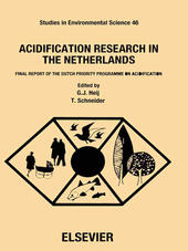 Acidification Research in the Netherlands