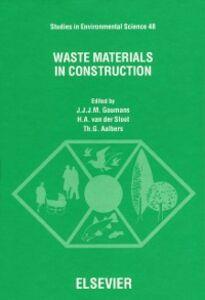 Foto Cover di Waste Materials in Construction, Ebook inglese di  edito da Elsevier Science