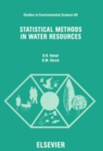 Ebook in inglese Statistical Methods in Water Resources Helsel, D.R. , Hirsch, R.M.