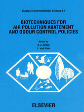 Biotechniques for Air Pollution Abatement and Odour Control Policies