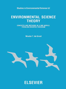 Ebook in inglese Environmental Science Theory Groot, W.T. de