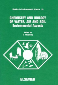 Ebook in inglese Chemistry and Biology of Water, Air and Soil -, -