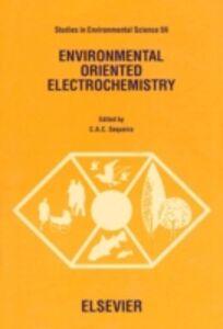 Ebook in inglese Environmental Oriented Electrochemistry