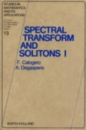 Spectral Transform and Solitons