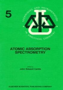 Ebook in inglese Atomic Absorption Spectrometry -, -