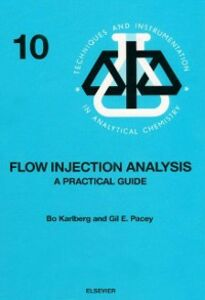 Ebook in inglese Flow Injection Analysis Karlberg, B. , Pacey, G.E.
