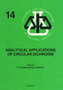Ebook in inglese Analytical Applications of Circular Dichroism -, -